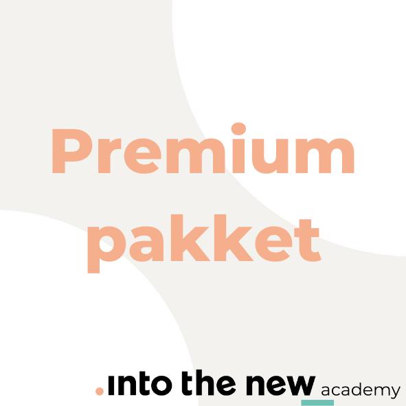 Premium pakket | INTOTHENEW