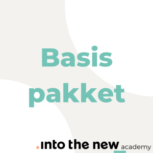 Basis pakket | INTOTHENEW