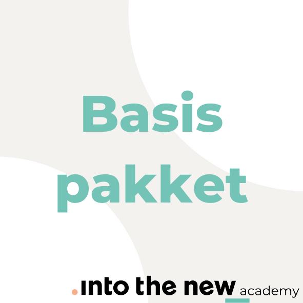 Basis pakket   INTOTHENEW